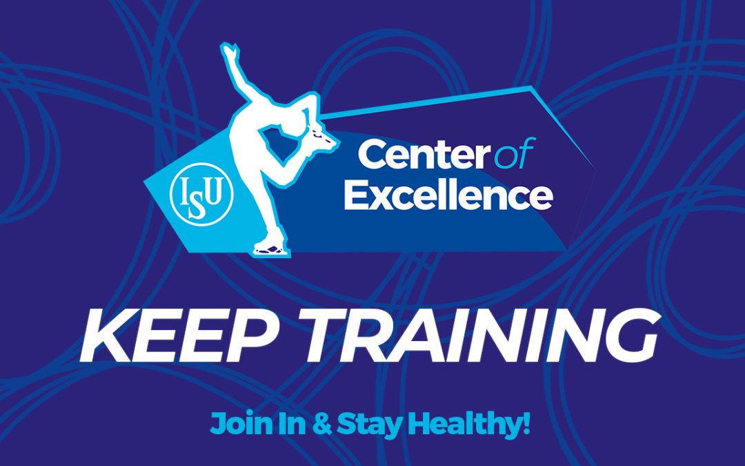ISU Centers of Excellence extend the Keep Training series
