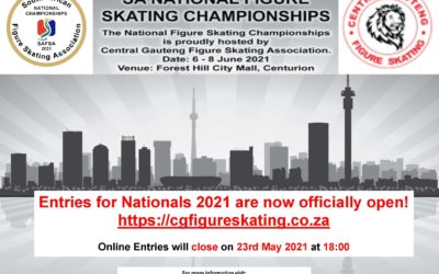 2021 South African National Championships, 6-8 June